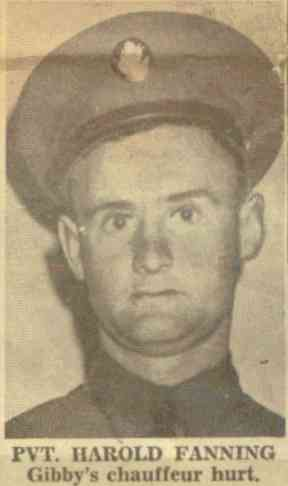 Pvt. Harold Fanning