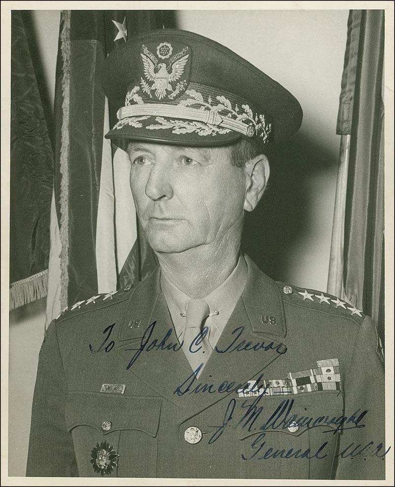 Gen. Wainwright