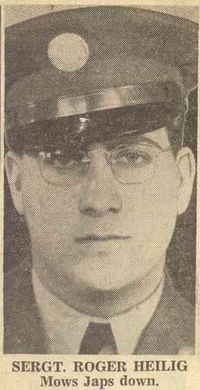 Sgt. Roger Heilig